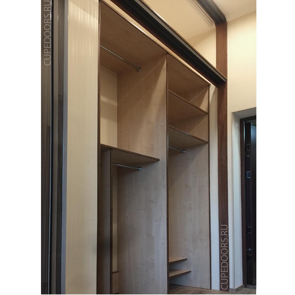 Двери для гардеробной комнаты - примеры готовых работ от ком.